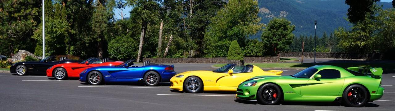 Nw Viper Association A Dodge Srt Viper Car Club In Oregon And Sw